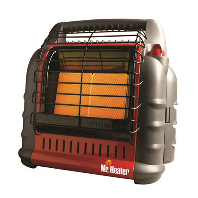 1 - Big Buddy Heater