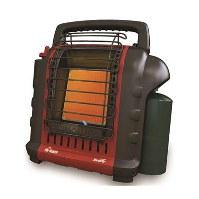 2 - Portable Buddy Heater